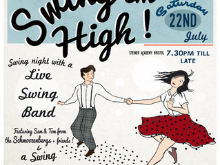 School's out for Summer : Swing 'em High