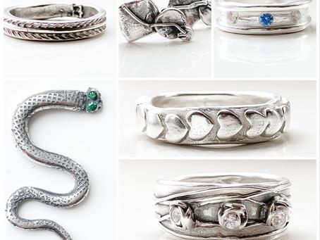Voorbeelden van een Korte Workshop Zilveren Sieraden Maken