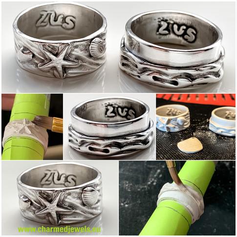 Workshop ringen maken met zilverklei.jpe