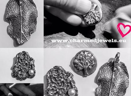 Prachtige resultaten van de Korte Workshop Zilverklei