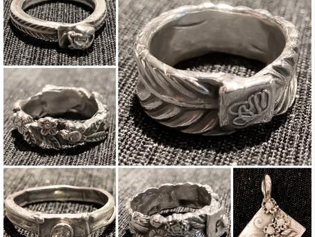 Workshop zilveren ringen maken