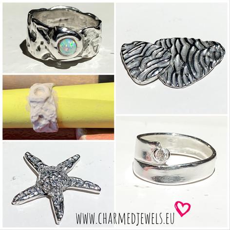 Zilveren sieraden workshop met zilverkle