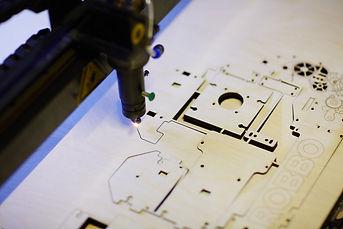 laser kutting