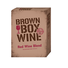 Brown Box - NEW - Product Shot - Red Win