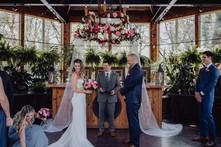 Intimate Wedding at Gervasi Vineyard