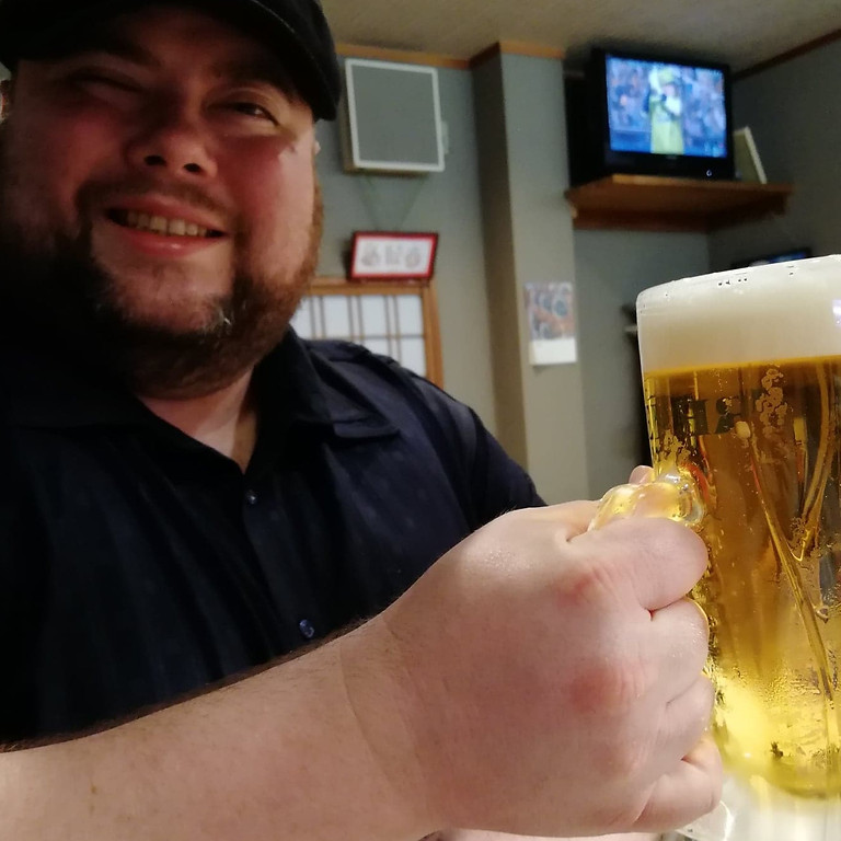 English and Beer 飲み放題 (7/26)