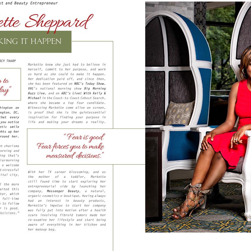 Markette Sheppard Feature