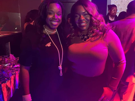 The National Coalition Of 100 Black Women Charity Event