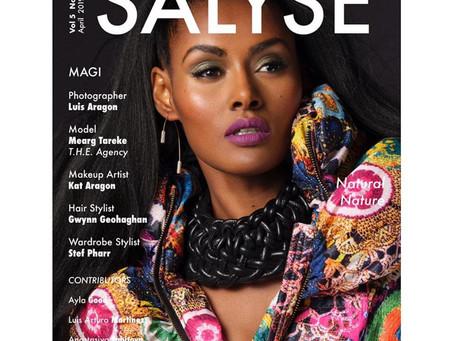 Salysé Cover Feature!!!