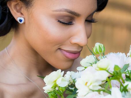 Romantic Midnight Themed Wedding Inspiration