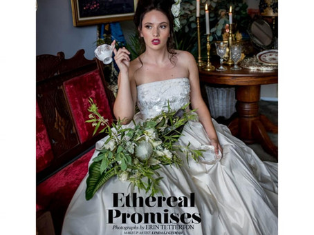 Elements Magazine Bridal Shoot