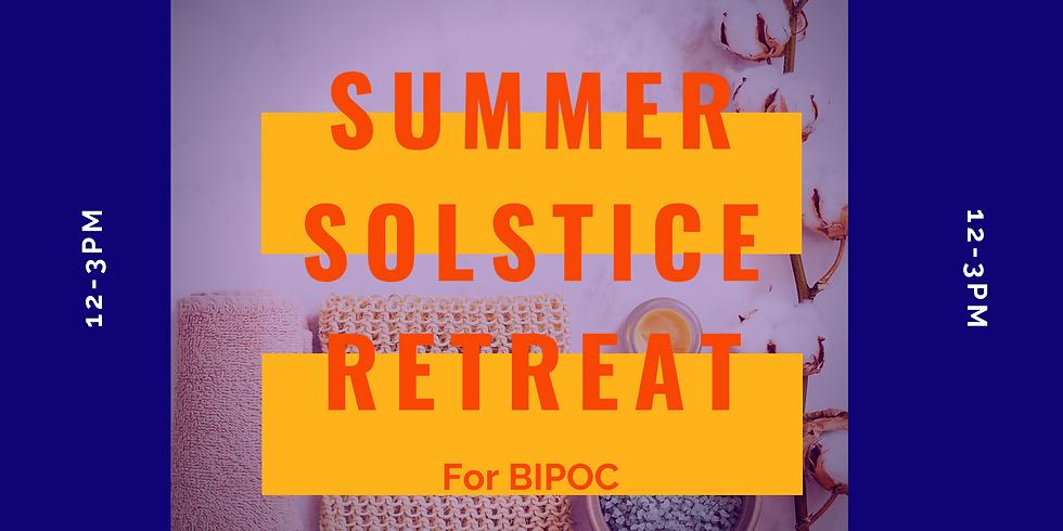 CHRCH: A Summer Solstice Retreat