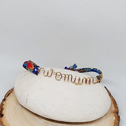Bracelet liberty - Womum