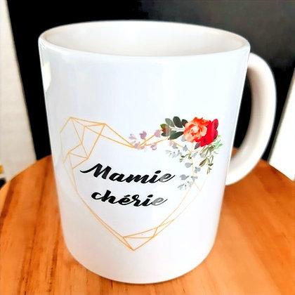 Mug Mamie Chérie