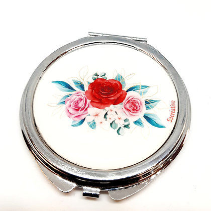 Miroir double flowers