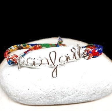 Bracelet liberty - Parfaite