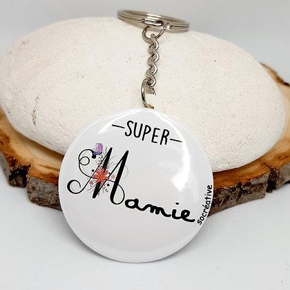 Prêt à offrir - Super Mamie
