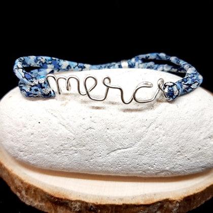 Bracelet liberty - merci