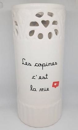 Vase -Les copines ...