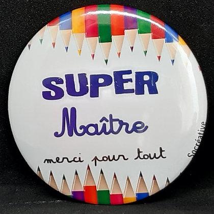 Magnet Super Maître