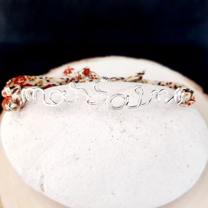Bracelet liberty - marraine