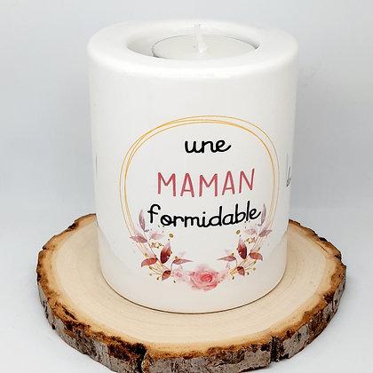 Bougeoir Maman formidable - GM