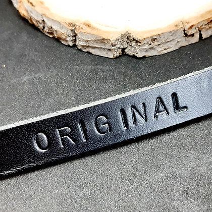 Bracelet en cuir - ORIGINAL