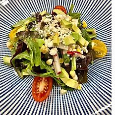 Mixed Field Greens Salad