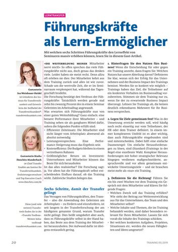 Ina Weinbauer-Heidel & Masha Ibeschitz