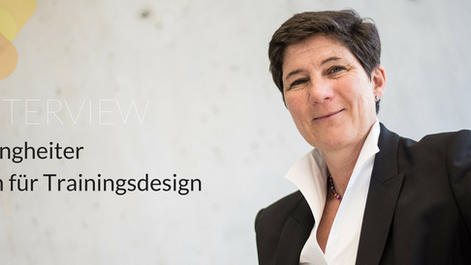 Transferstarke Trainings designen - Interview mit Trainings-Design-Expertin Anna Langheiter