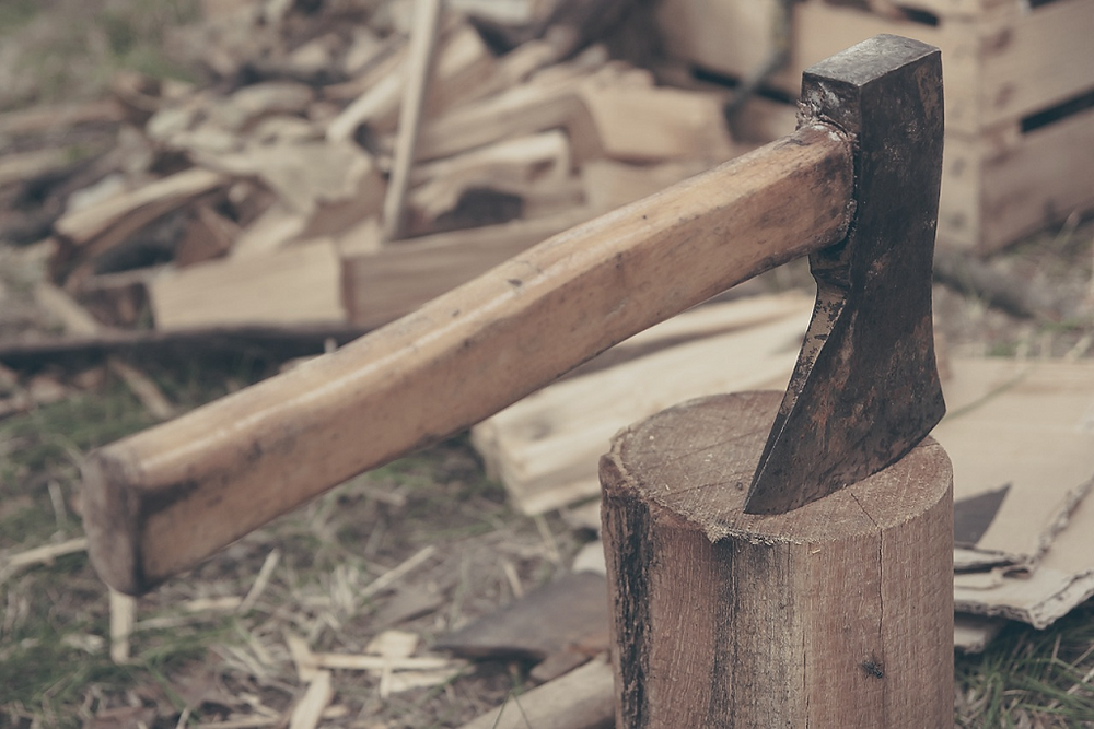 Bild_Auch bei den aus der Holzfäller-Industrie stammenden SMART-Zielen kann man sich fragen: Sind sie sinnvoll oder geht es vielleicht noch wirksamer?