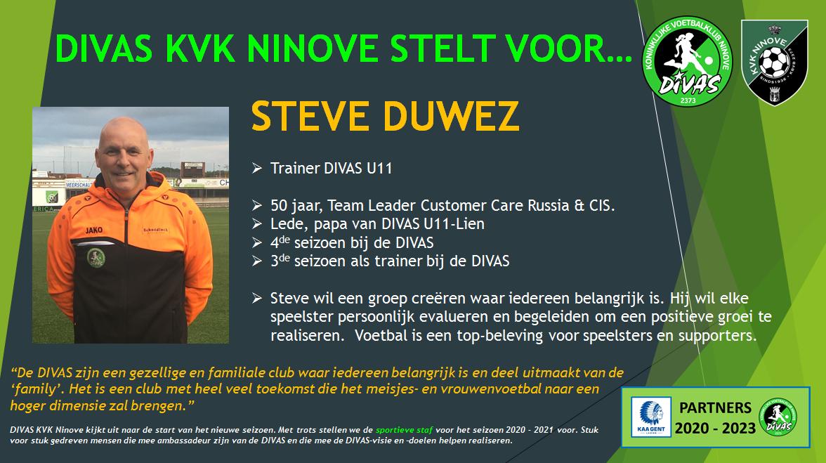 Steve Duwez
