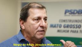 """Governo MS: """"SÉRGIO DE PAULA"""" é nomeado com salário de R$ 28.033,42"""