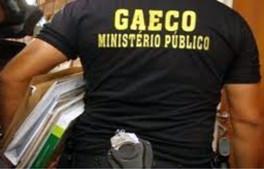 Maracaju também é alvo da Operação Oiketicus realizada pelo GAECO e PM