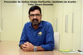 """Juiz """"INDEFERE"""" candidatura de SÉRGIO HARFOUCHE"""