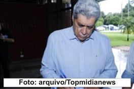 TOP PESQUISAS: André Puccinelli lidera índice de rejeição para governo de MS