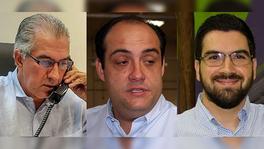 Baird, Cance e Príncipe: empreiteiro, chefe do fisco e filho de Reinaldo criaram 'boi de papel'