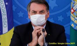 Bolsonaro vai fazer novo exame e acredita que foi infectado por Coronavírus