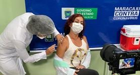 Maracaju inicia plano de vacinação contra a Covid-19