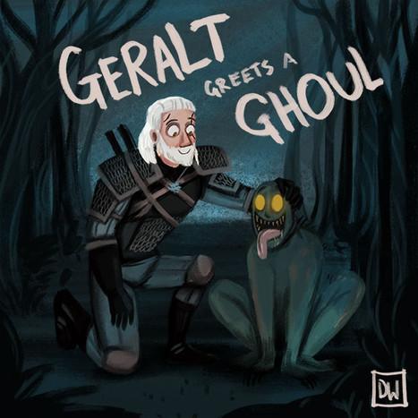geralt greets a ghoul.jpg