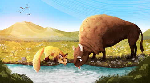 bison and fox.jpg