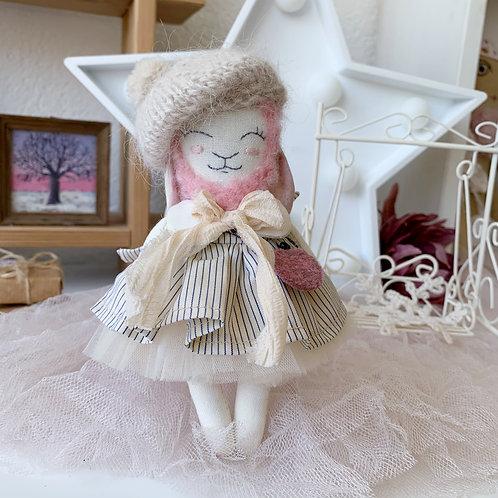 Betty The Pink Lamb