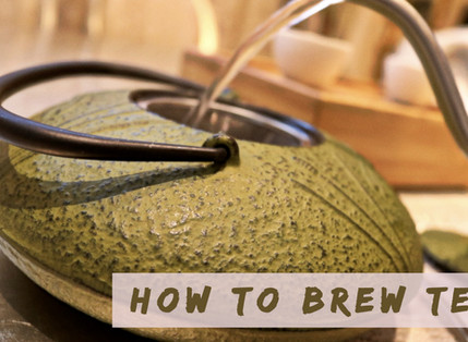 How To Brew Oolong Tea? (Video) watch, learn, meditate
