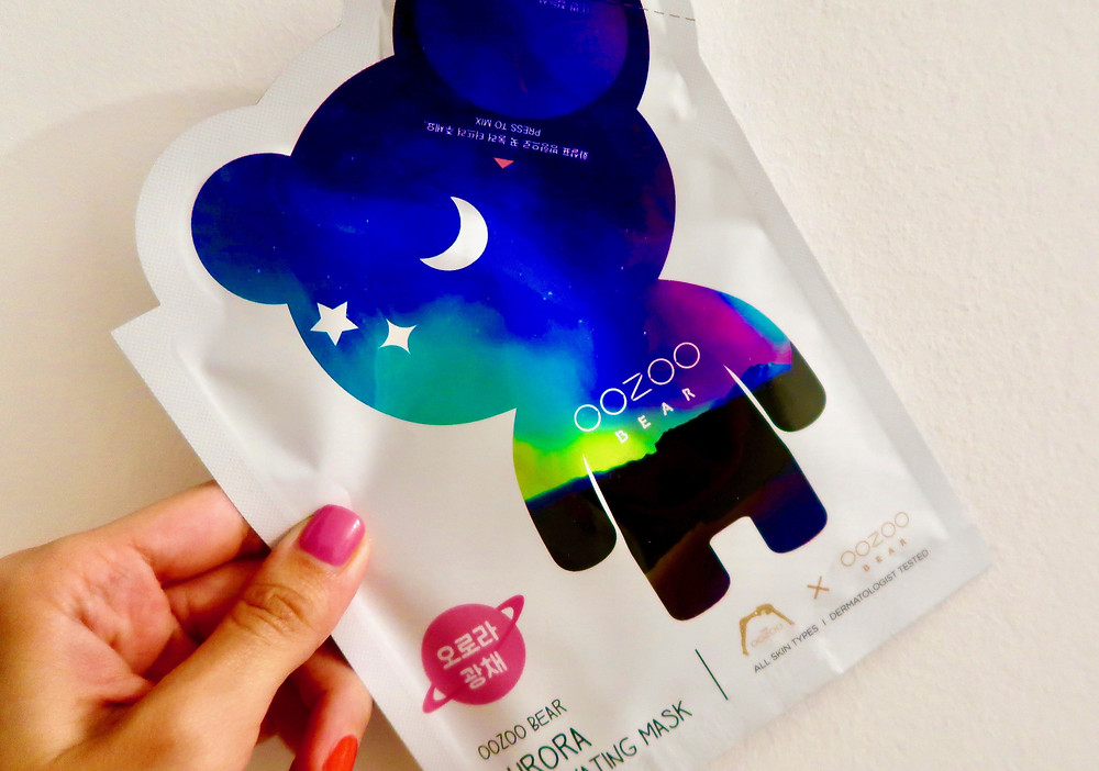 Aurora Illuminating Mask by OOZOO Bear Review