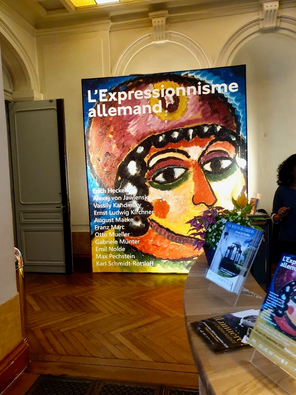 Artists Of German Expressionism