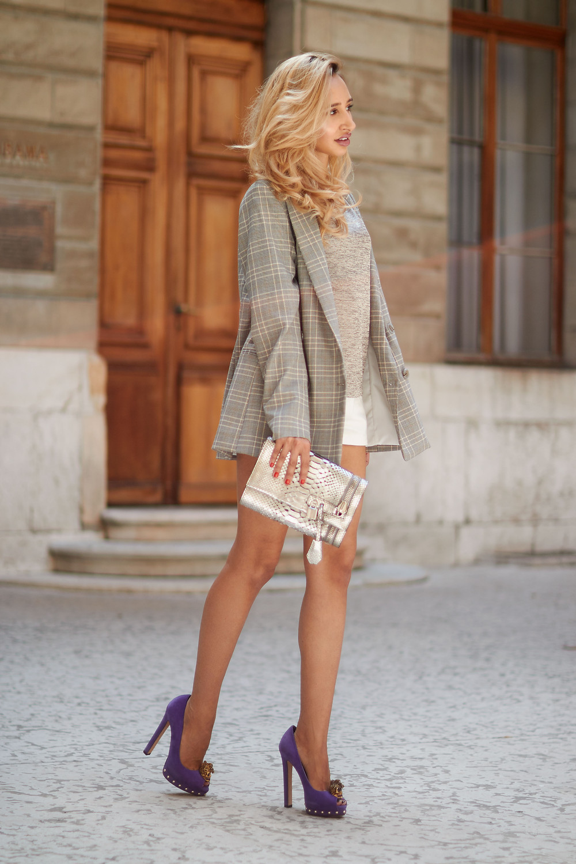How To Style A Blazer Womens Summer Edition 2018 Kirasha