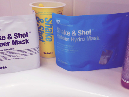 Dr. Jart Shake and Shot Rubber Hydro Mask: conclusive review
