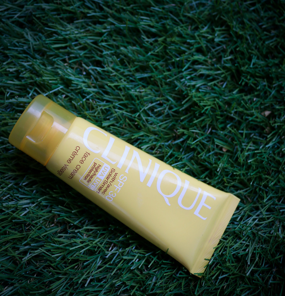 Clinique Sun SPF 30 Face Cream Review