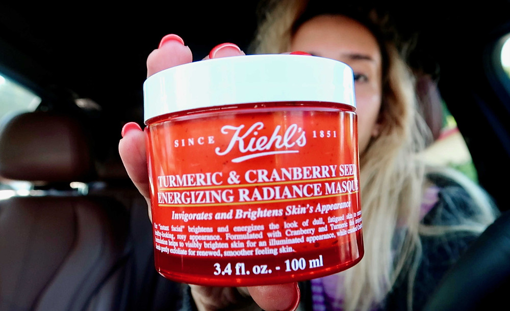 Turmeric & Cranberry Seed Energizing Radiance Mask by Kiehl's