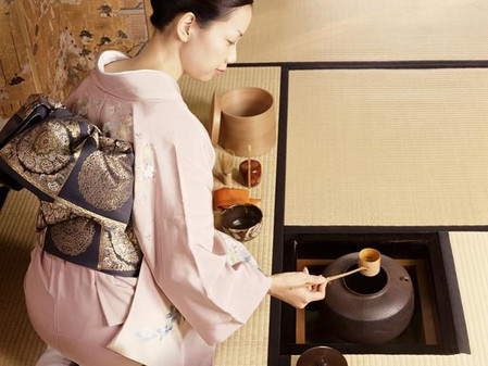 Finding Zen In Life, Matcha, Genmaicha...all routes lead to Japan?